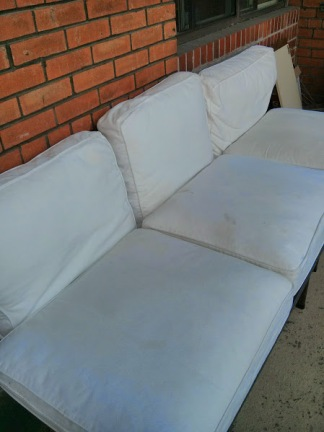 Summer sofa find